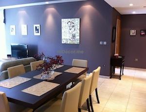 150 Dining area:Corridor