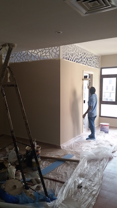 partition building Dubai, extra space, bedroom, remodelling
