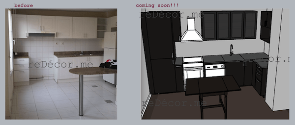 3D kitchen remodelling in Springs, Dubai