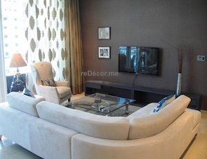 2 bedroom interior design dubai