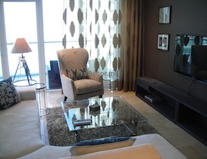 interior design living room dubai