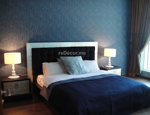 Master bedroom interior design dubai