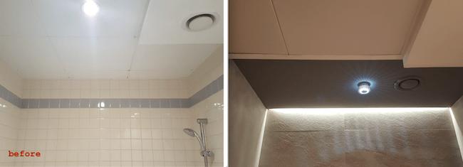 modern bathroom fit out, remodelling, design, decor, 3D, dubai