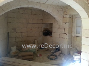 restoring old home malta