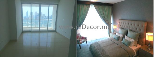 bedroom design, decor