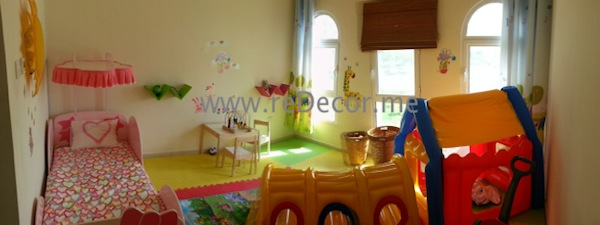 kids room decor dubai interior decorating