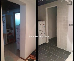 kitchen upgrades, renovation, tiling