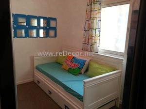 boys room interior