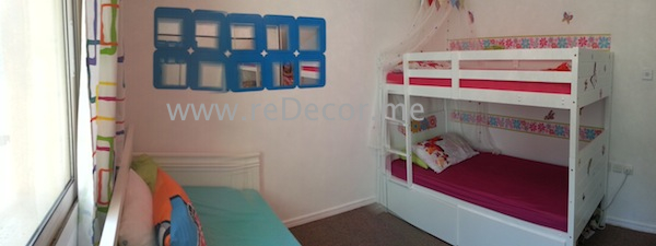 kids bedroom decorations on budget