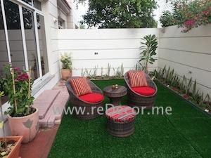 organising garden upgrading