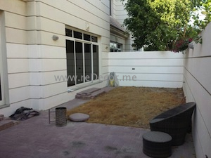 small garden landscaping and organising dubai