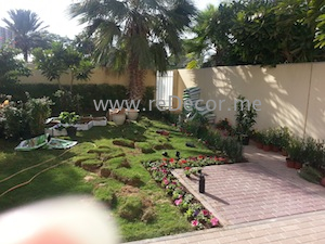 landscaping dubai interior design decor