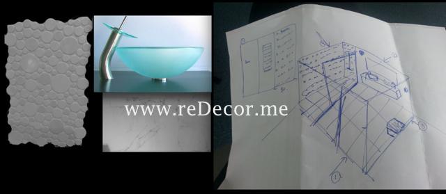 bathroom renovation and design dubai malta