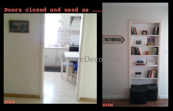 ideas for book shelves, interior decor Malta