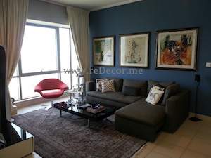 luxurious interior decor consultation and solutions