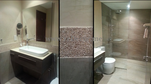 bathroom renovation and remodelling with Bagno design dubai