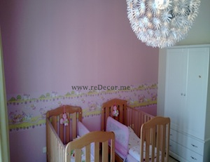 kids room interior decor dubai decorator