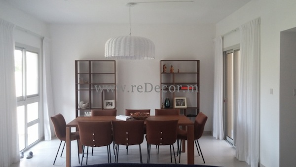 dining interior design with Ligne roset