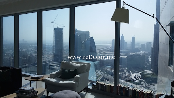 interior design New your style in dubai Interior decor