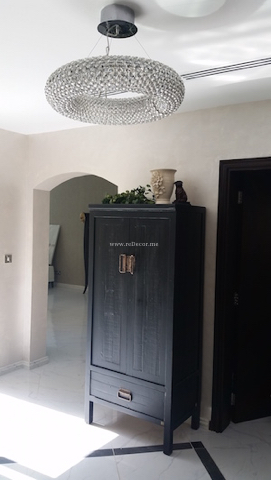 meadows villa renovation, remodeling bathroom, kitchen, Dubai interiors design