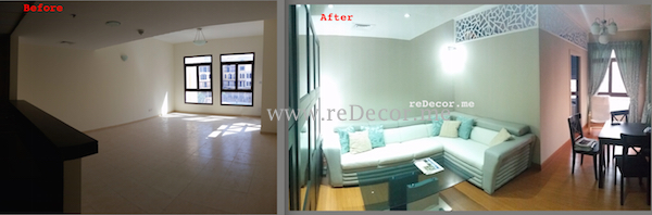 build partition, separate rooms Dubai interiors, design, electrical work, construction residential, small jobs, living room separate