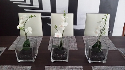 dinner table decor, villa interior decor, springs villa, dining , modern design and decor, Dubai interior decor, palm jumeirah consultation