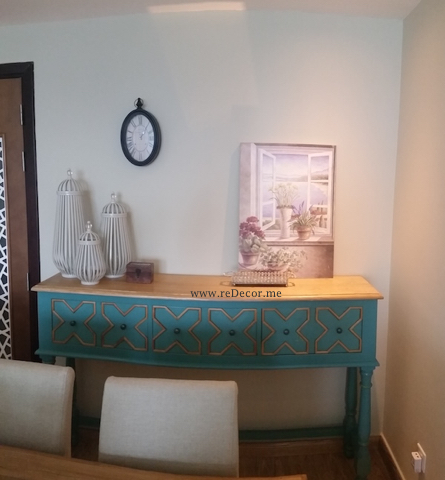 dining room console, decor, dubai, ideas, interior design
