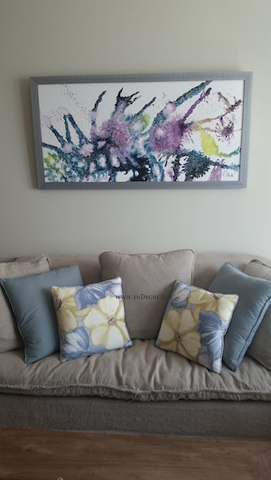 handmade custom cushions and artwork, Dubai, Interiors consultation