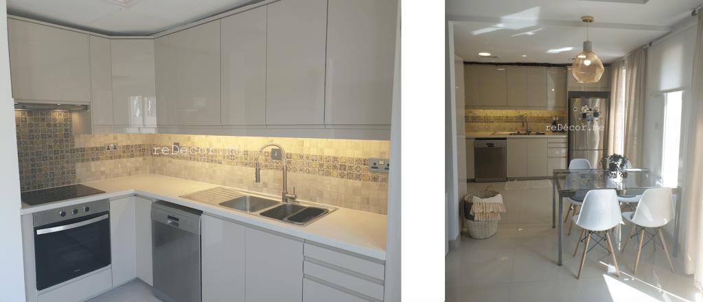 home styling Springs 4m villa renovation kitchen bathroom , lighting, kids room, home styling, decor, interior designer dubai