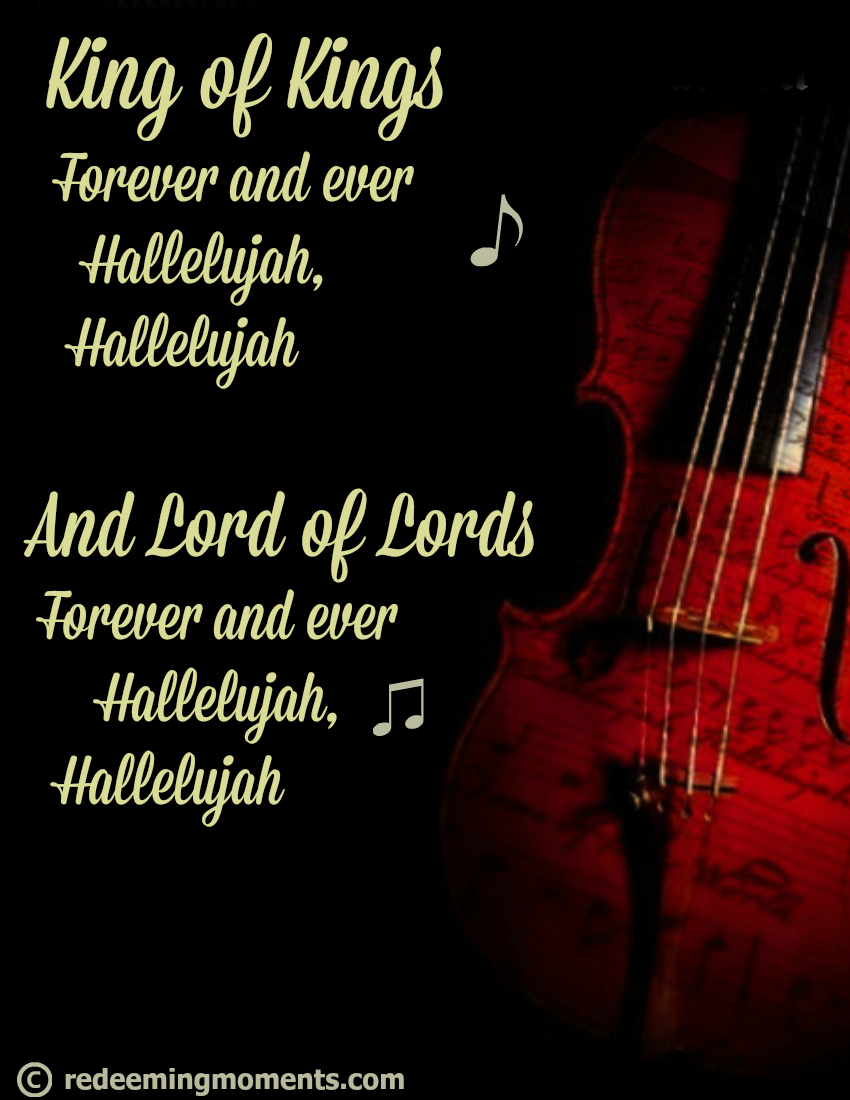 Christmas Hallelujah.Christian Christmas Hymns Lyrics And Meanings Redeeming