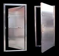 Steel External Door