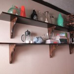 Custom Shelves Finished by Redemption Painting