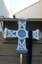 Cruz de la Hermandad de Jesús Nazareno de Oviedo