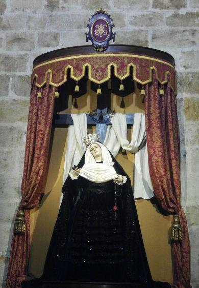 Nuestra Madre de la Divina Gracia en la Cuaresma 2016