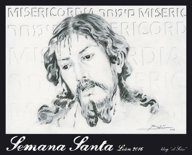 """Cartel de la Semana Santa """"El Seise"""""""