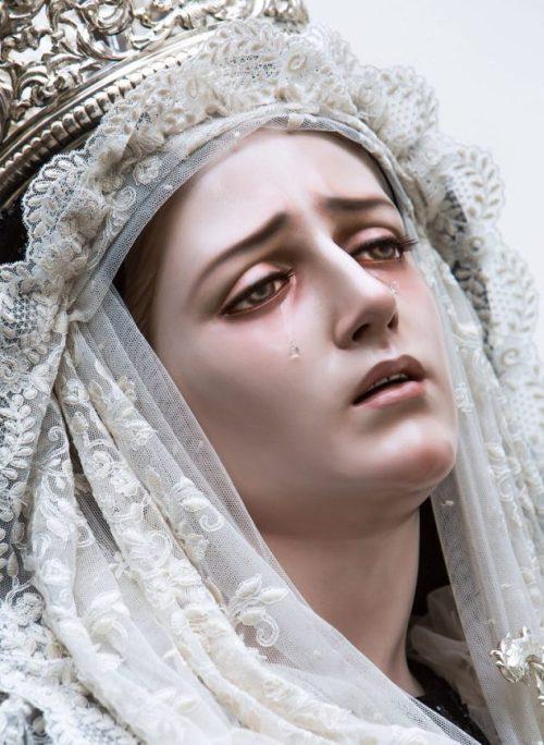 Nuestra Madre de la Divina Gracia (Foto: Fernando González)