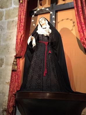 Nuestra Madre de la Divina Gracia para la Cuaresma de 2017