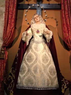Nuestra Madre de la Divina Gracia para el Tiempo de Pascua