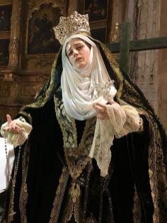 Nuestra Madre de la Divina Gracia para el Triduo de 2017