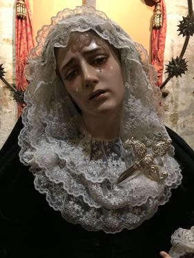 Nuestra Madre de la Divina Gracia en la Cuaresma de 2018
