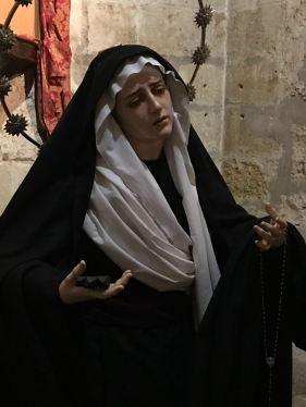 Nuestra Madre de la Divina Gracia en la Pascua 2018