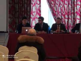 Presentación del proyecto de peana para Ntro Padre Jesús de la Misericordia