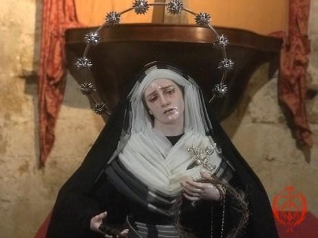 Nuestra Madre de la Divina Gracia para Cuaresma 2021