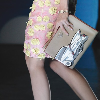 Prada Spring Collection 2012