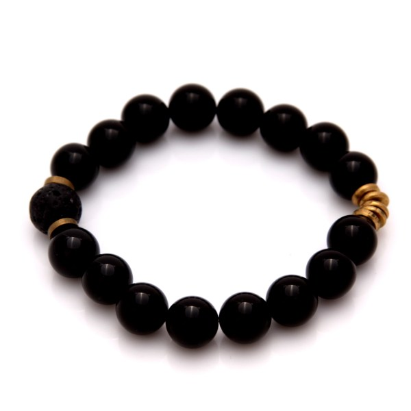 glam essential oil bracelet