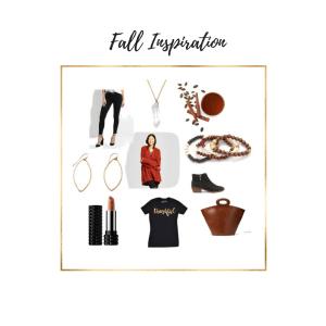 fall inspiration - jewelry and fashion