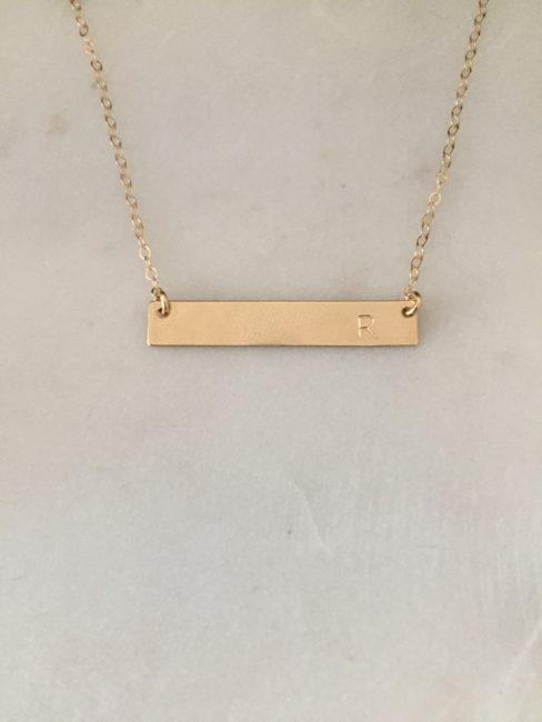 Momlife Necklace Choose Your Own Word Reija Eden Jewelry