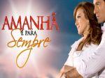 """Resumo novela """"Amanhã é para sempre"""" 21/02: Bárbara asfixia e mata Montserrat"""
