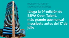 """Con BBVA Open Talent 2017 buscan """"ofrecer más oportunidades con un nuevo formato que incluye cinco competiciones para llegar a más 'startups' y reforzar así su crecimiento. Foto: infocifras.org"""