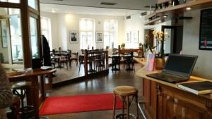 Gasthaus Reinstorf, Gastraum